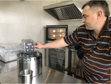 Инструктаж по ооборудованию для поваров (Видео)