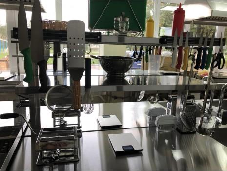 Современную лабораторию для будущих поваров открыли в Нетишинском професиональном лицее