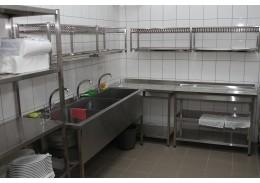 Напоминаем санитарные требования к мытью посуды, инвентаря и оборудования на кухнях ресторанов, баров, кафе, столовых