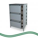 Шкафы жарочные электрические