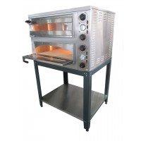 Печь для пиццы АРМ-ЭКО ППЭ-4+4 Н