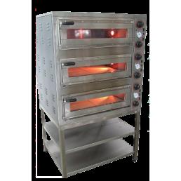 Фото Печь для пиццы АРМ-ЭКО ППЭ-4+4+4 Н