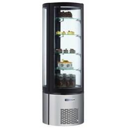 Фото Витрина холодильная EWT INOX ARC400R